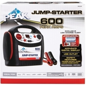 Peak Jump-Starter w/ Ace Card