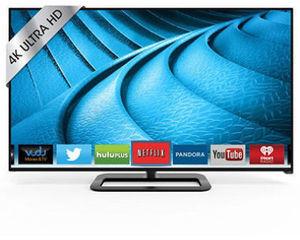 """Vizio 60"""" Ultra HDTV"""