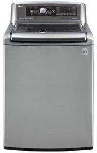 LG 5.2 cu. ft. High-Efficiency Top Load Washer with Steam