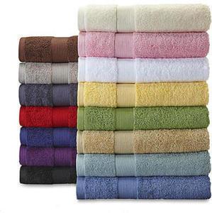 Cannon Bleach Friendly Bath Towels