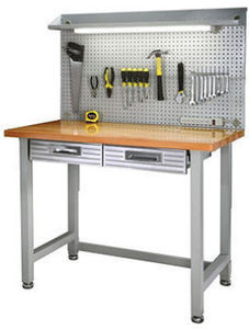 Ultra HD Lighted Work Bench