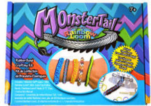 Monster Tail Rubber Band Crafting Kit