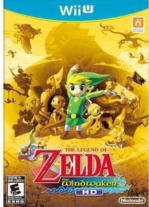 The Legend of Zelda: The Wind Waker(WiiU)
