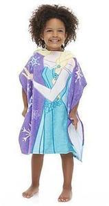 Frozen Elsa Licensed Hooded Bath Towel