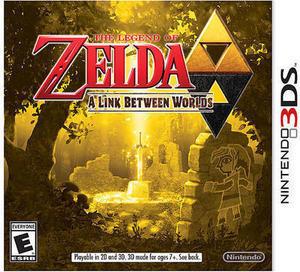 Nintendo The Legend of Zelda: A Link Between Worlds  (3DS)