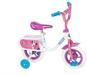 "Disney Minnie Mouse 10"" Bike"