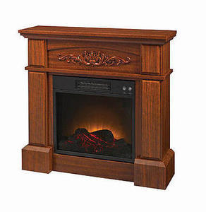 Essential Home Carter Fireplace