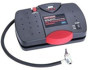 Craftsman 12V Portable Inflator w/ Digital Tire Pressure Gauge