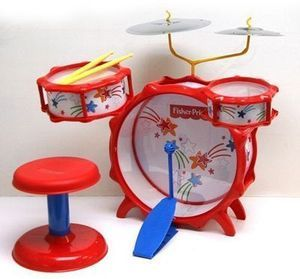 Fisher-Price Drum Set