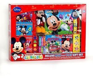 Mickey's Deluxe Book Gift Set