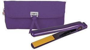 "Chi Air 1"" Classic Ceramic Flat Iron w/ Bonus Thermal Clutch"