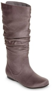 Arizona Kenya Tall Faux-Suede Women's Slouch Boots