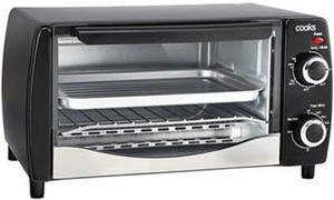 Cooks 4-Slice Toaster Oven (After Rebate)
