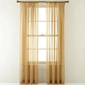 Royal Velvet Crushed Voile Window Treatments