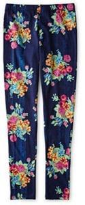 Arizona Girls' Print Ankle Leggings