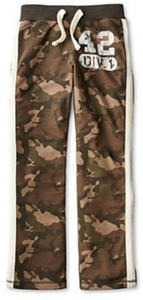 Arizona Boys' Fleece Athletic Pants