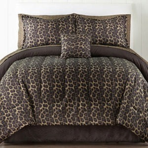 Home Expressions Safari Complete Bedding Set w/ Sheets
