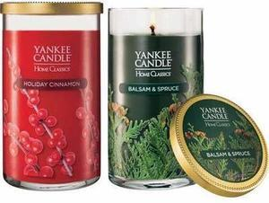 Select Yankee 12oz Home Classics Candles