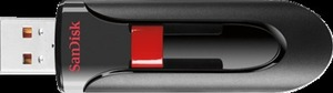 SanDisk Cruzer Glide 128GB USB 2.0 Flash Drive