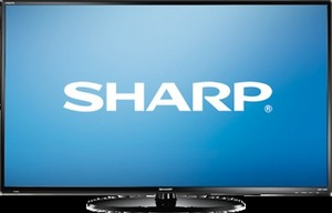 "Sharp Aquos 60"" 1080p Smart LED HDTV - LC-60LE644U"