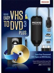 Easy VHS to DVD 3 Plus (Windows)