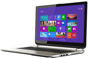 "Toshiba Satellite S55t 15.6"" Laptop w/ 8GB Mem + 1TB HDD"