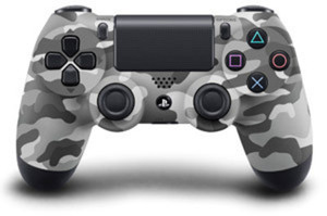 Playstation 4 Camo Controller