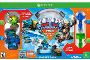 Skylanders Trap Steam Starter Packs