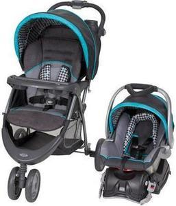 Baby Trend EZ Ride Travel System and Infant Car Seat - Thursday