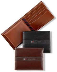 Wallets & Belts from Tommy Hilfiger, Calvin Klein & Kenneth Cole Reaction
