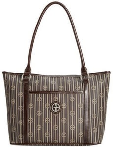 Giani Bernini Stripe Signature Tote