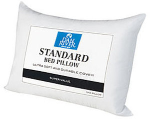 Standard Size Bed Pillow