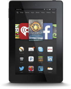 Amazon Fire HD 7 8GB Tablet