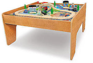 Imaginarium 55-pc. Train Set with Table