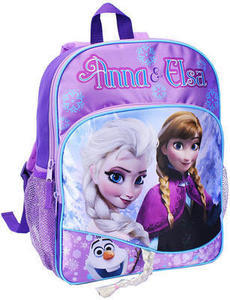 Disney Frozen 16 inch Girl's Backpack