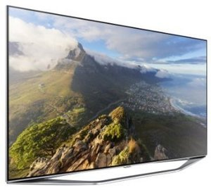 "Samsung 55"" 1080p 240Hz 3D LED Smart TV - UN55H7150"