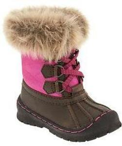 Toddler Girls' Snow Boots