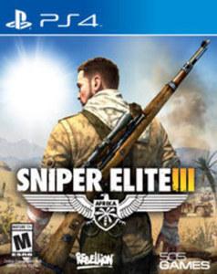 Sniper Elite III (PS4)