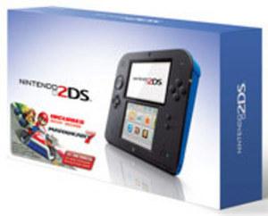 Nintendo 2DS w/ Mario Kart 7 Download