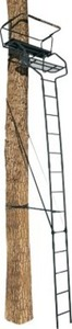 Big Game Treestands The Guardian XL Two-Man Ladder Stand