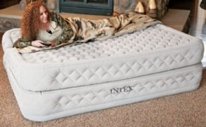 Intex Supreme Air-Flow Queen Bed