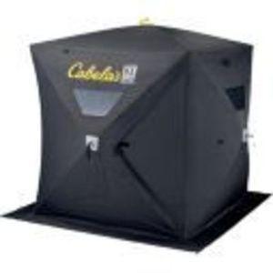 Cabela's Ice Team Hub 6x6 Ice Shelter