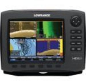 Lowrance HDS-8 Gen2 Combo