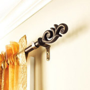 Better Homes and Gardens Flourish Curtain Rod