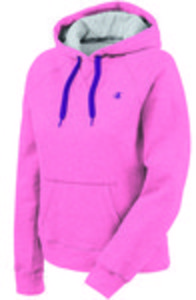 Champion Women's Eco Fleece Pullover Hoodies