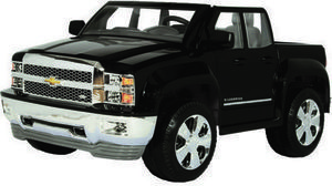 Aria Child Kids' Chevy Silverado 12V Ride-On Vehicle