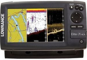Lowrance Elite-7 HDI Fishfinder/Chartplotter