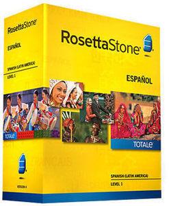 Rosetta Stone English Interactive Language Software