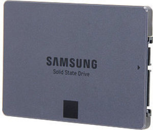 Samsung 840 EVO Toggle Flash Memory Internal Solid State Drive