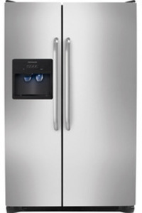 Frigidaire 26-cu ft. Side-by-Side Refrigerator - FFHS2611PF